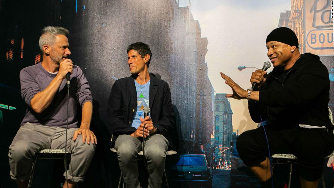 Beastie Boys Adam Horovitz and Mike Diamond reminisce about life since 'Paul's Boutique'