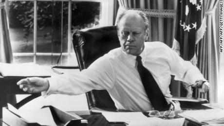 Gerald Ford Fast Facts Cnn