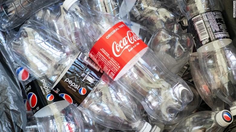 Plastic pollution is a major problem.