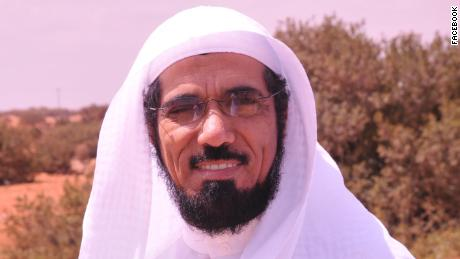 Sheikh Salman al-Awda, 62, is considered one of Saudi Arabia's most high-profile clerics. He was jailed in a crackdown on dissent, and faces the death penalty.