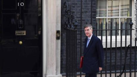 Rees-Mogg was appointed Leader of the House of Commons by Britain's new prime minister Boris Johnson.