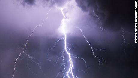 Lightning strikes killed 20 people in the United States in 2018.