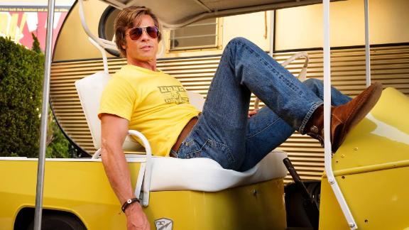 Brad Pitt in 'Once Upon a Time ... in Hollywood'