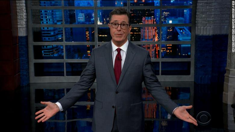 Watch late night hosts take on Mueller's testimony