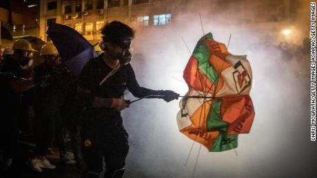 Why Hong Kong's young protesters feel they're running out of time in fight for democracy