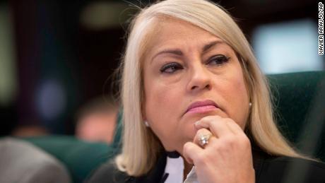 Wanda Vázquez Garced: The woma...