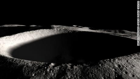 Can water survive in the moon's deep, dark craters? Maybe not