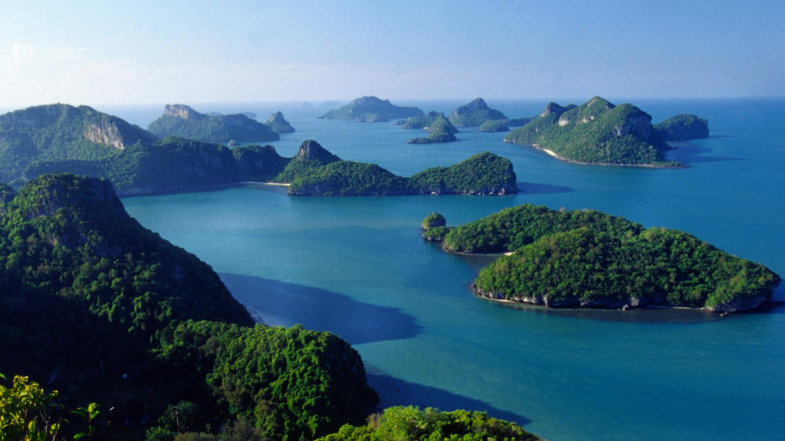 Koh Samui day trip: Thailand's Ang Thong National Marine Park | CNN Travel