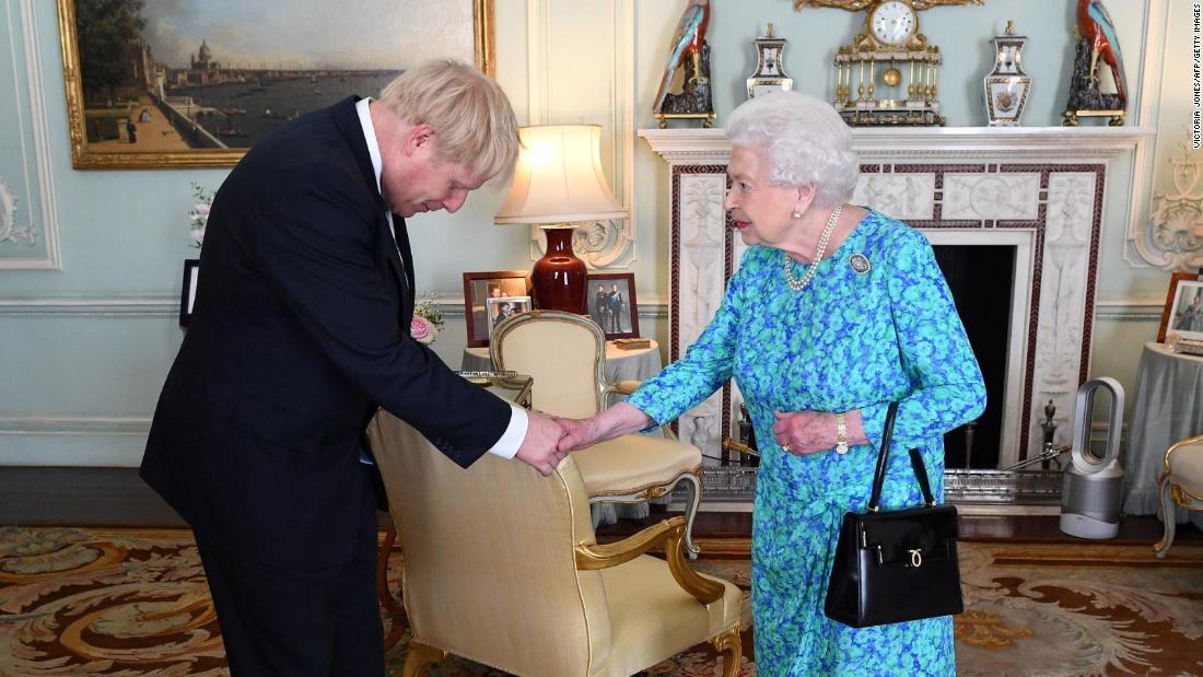 高杭Brexit裁判所の場合、それが、クイーンへの送迎サイド