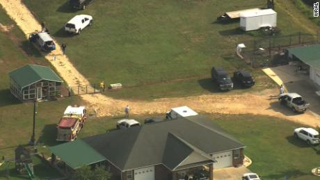 Two North Carolina SBI bomb squad agents were injured in an explosion Friday.