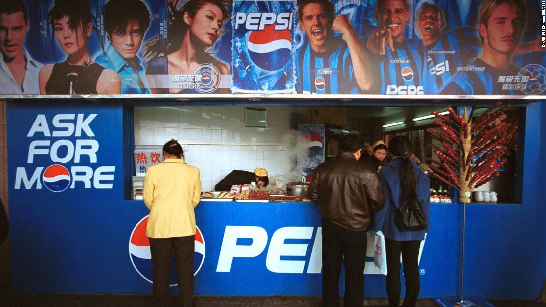 Pepsi από την αγορά ένα σημαντικό σνακ λιανικής πώλησης για $705M