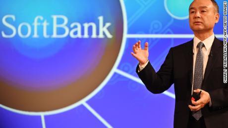 SoftBank wants its second massive tech fund to raise $108 billion