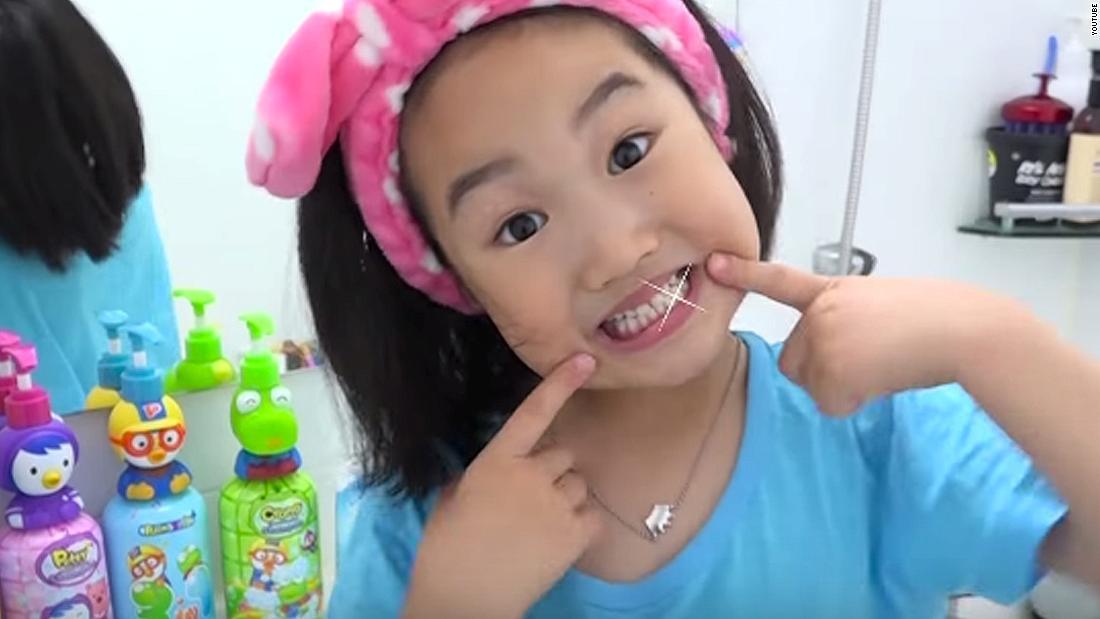 Boram, 6-year-old South Korean YouTuber, buys $8 million property
