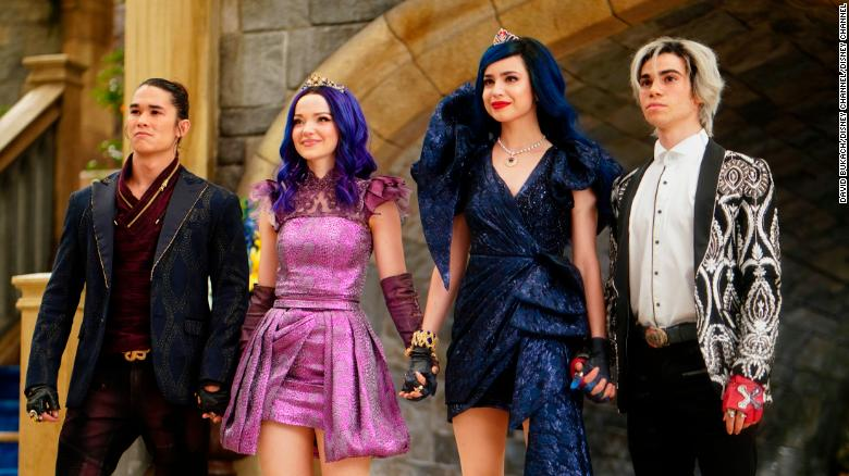 Descendants 3 Honors Late Disney Star Cameron Boyce During Premiere — Watch the Emotional Tribute
