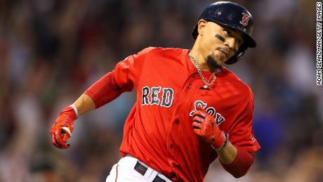 Meanwhile Mookie Betts has been in World Series games in MULTIPLE SPORTS.