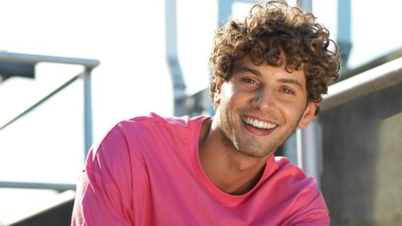 """Eyal Booker, a contestant on the 2018 version of """"Love Island."""""""