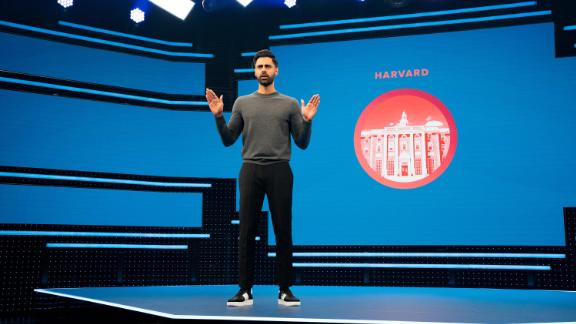 """<strong>""""Patriot Act with Hasan Minhaj"""" Volume 4</strong>: In this weekly show, Hasan Minhaj brings his unique comedic voice and storytelling skill to explore the larger trends shaping our fragmented world. <strong>(Netflix) </strong><br />"""