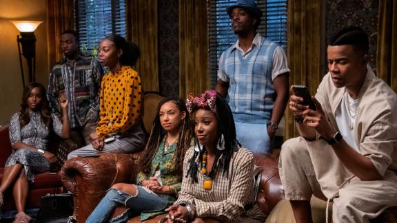 """<strong>""""Dear White People"""" Volume 3</strong>: As the students of Winchester embrace new creative challenges and romantic possibilities, a charismatic professor shakes up life on campus. <strong>(Netflix) </strong><br />"""