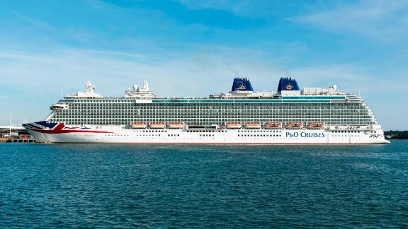 The Britannia was on its last leg of a week-long cruise to Norway when the fight broke out.