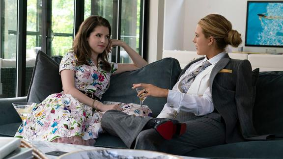 """<strong>""""A Simple Favor""""</strong>: Stephanie is a single mother with a parenting vlog who befriends Emily, a secretive upper-class woman who has a child at the same elementary school. When Emily goes missing, Stephanie takes it upon herself to investigate. <strong>(Hulu)</strong>"""