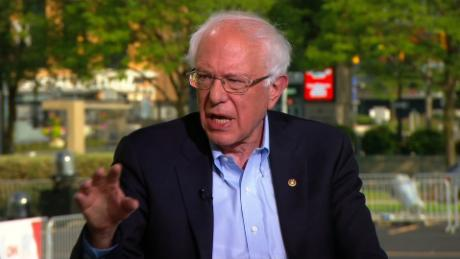 Bernie Sanders: Unbelievable Trump attacks US cities