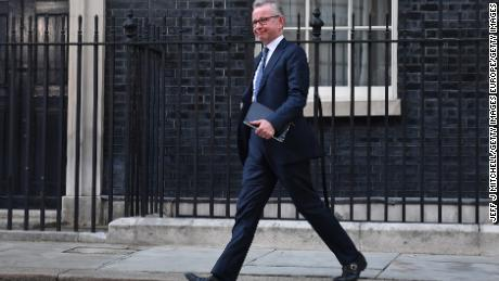No-deal Brexit is now effectively the default, senior UK minister says