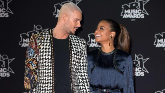 Singers Matt Pokora and Christina Milian have a new release coming. They announced in July that they are expecting. It