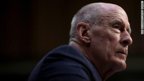 Former intelligence chief Dan Coats feels 'so bad' for successor as Ukraine drama ramps up
