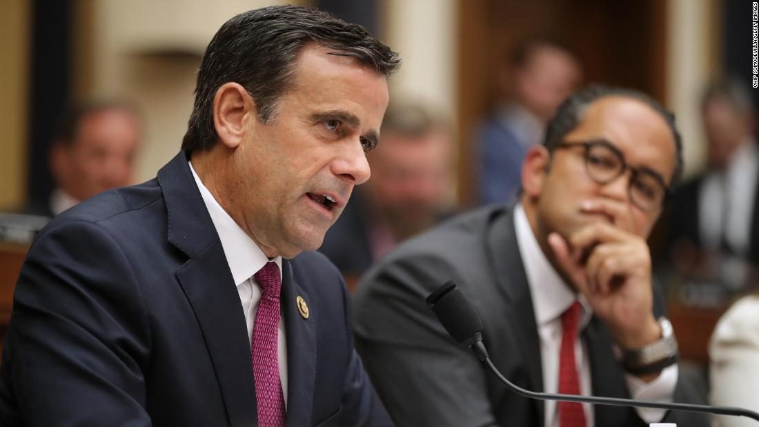 Why Trump's Ratcliffe nomination was such a disaster