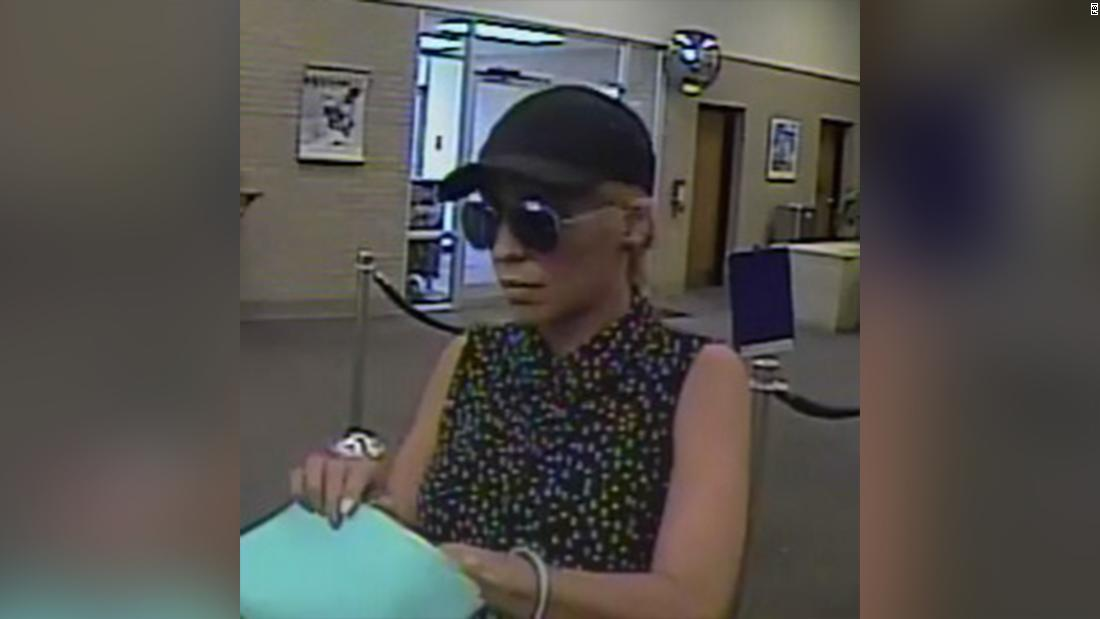 From 'Pink Lady Bandit' to 'Attila the Bun,' here's why the FBI nicknames bank robbers