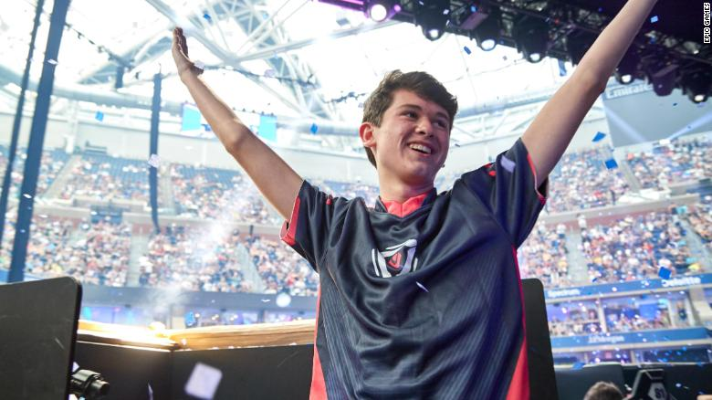 First-ever 'Fortnite' solo world champion wins $3 million