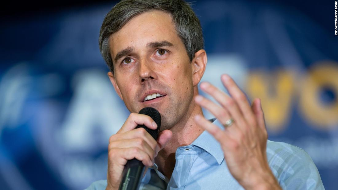 Beto O'Rourke: 'We need to end this epidemic'