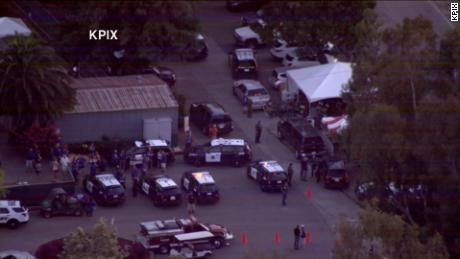 California festival shooting: At least 3 dead, 11 injured in