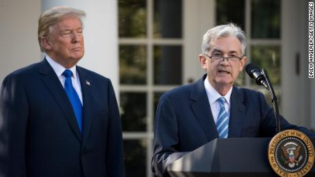 Powell acknowledges growing risk of slowdown, but gives no hint about rate moves for September