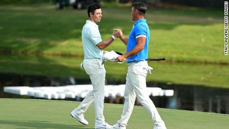 Rory McIlroy lost out to world No.1 Brooks Koepka in Memphis.