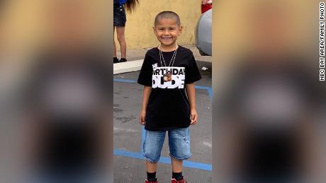 "Stephen Romero, 6, was a ""happy kid"" his grandmother said."