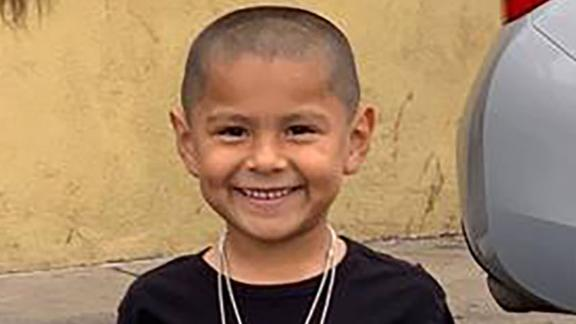 Stephen Romero, 6, was killed during the shooting at the Garlic Festival in Gilroy, California.