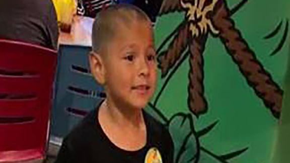 Stephen Romero, 6, was killed during the shooting at the Garlic Festival in Gilroy, California, Gilroy City Councilmember Fred Tovar tells CNN.