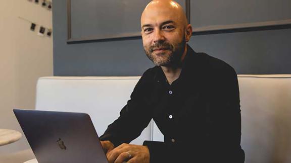 Josh Harris, author of