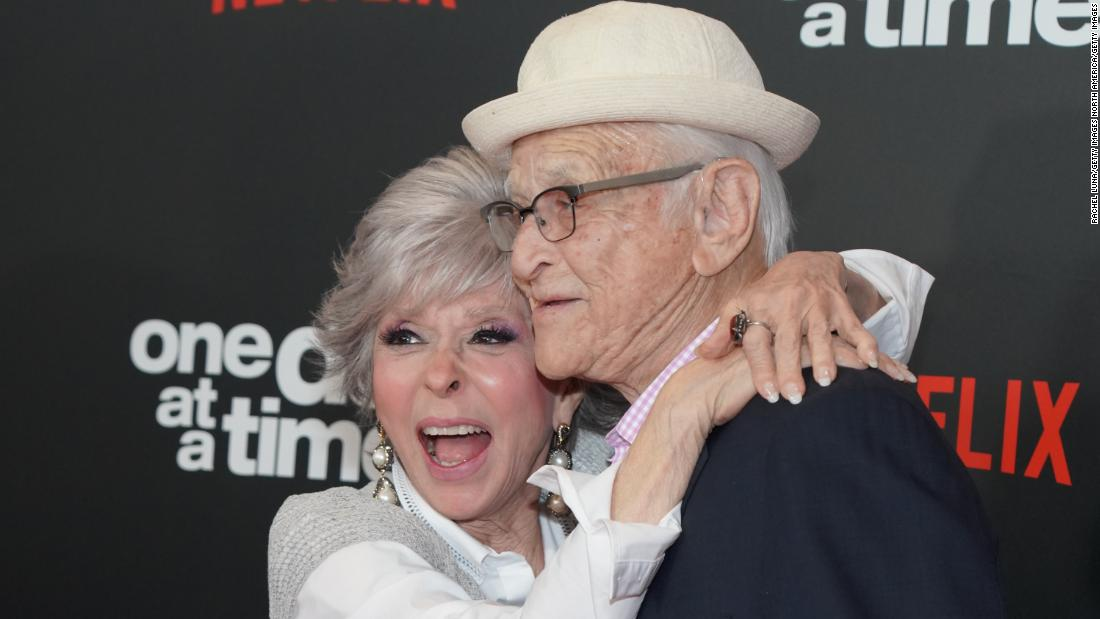 Rita Moreno documentary coming from Lin-Manuel Miranda and Norman Lear