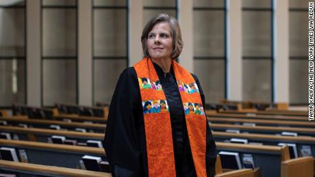 The Rev. Deanna Hollas is now the Presbyterian Church USA's gun violence prevention minister.