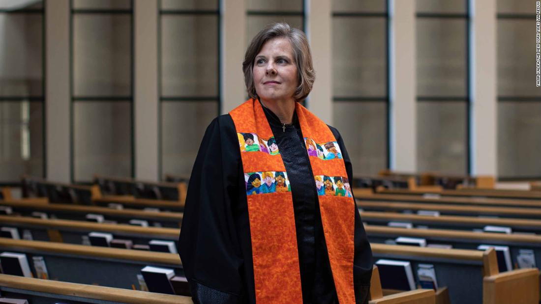 The largest Presbyterian denomination in the US has ordained a minister of gun violence prevention