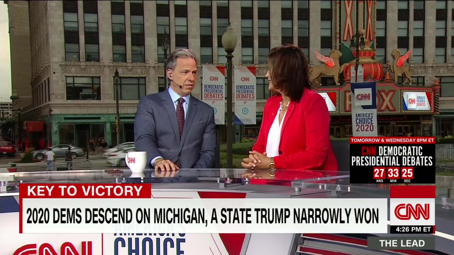 Michigan S Democratic Governor On How Dems Can Win Back The State Cnn Video