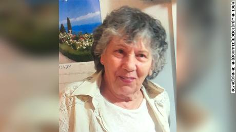 Mary Byman was alone in the Manitoba woods for five days, officials say.