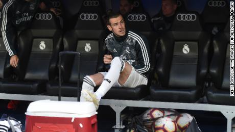 Gareth Bale has endured a difficult past year at Real Madrid.