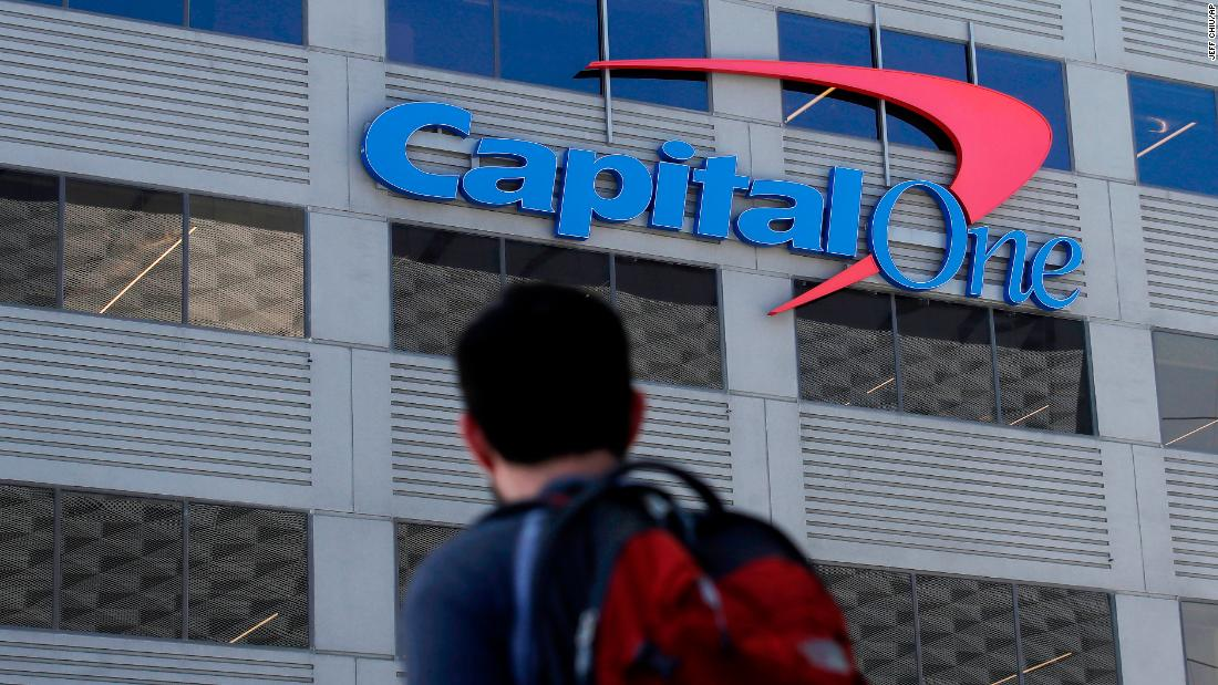 Anxious about the Capital One hack? Here's what to do - CNN thumbnail