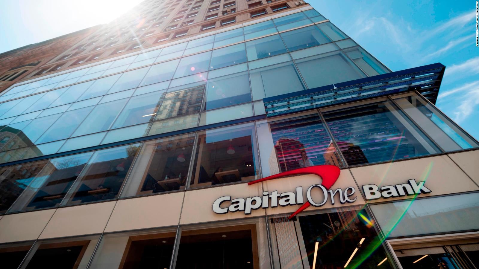 Capital One Data Breach A Hacker