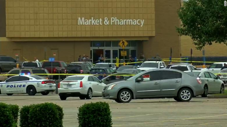 Police investigating shooting at Mississippi Walmart