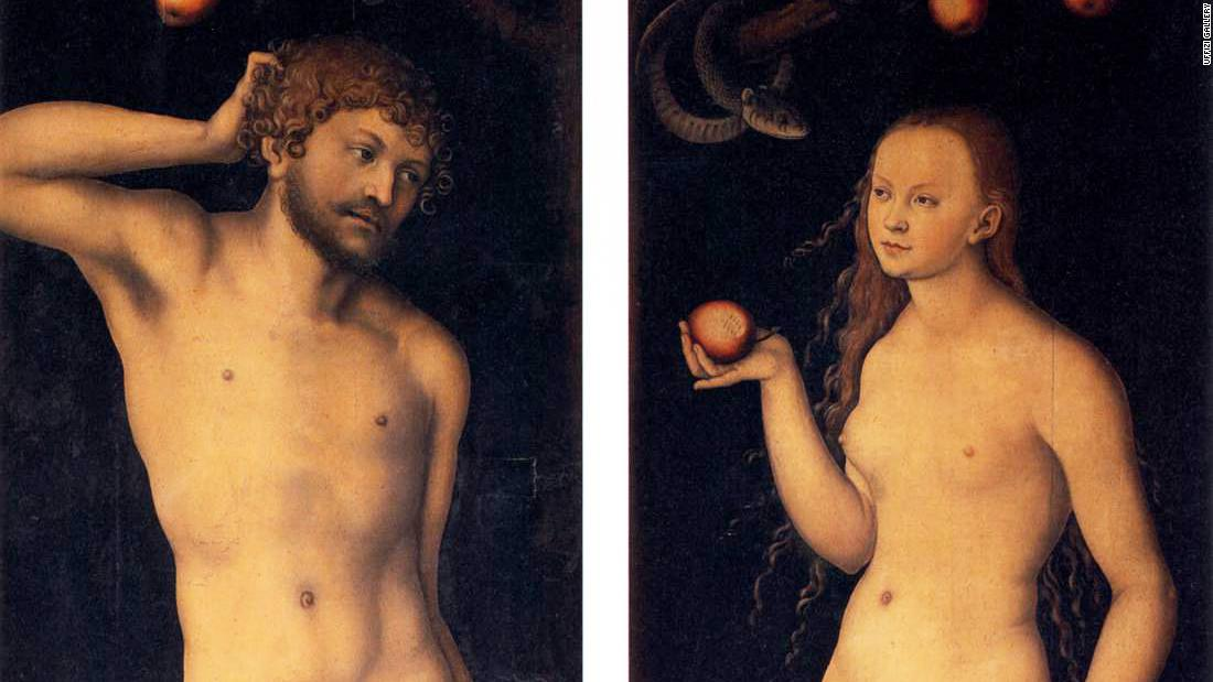 Decoding depictions of Eve in art and pop culture - CNN Style