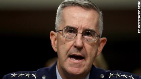 Le général américain n ° 2 affirme que la Corée du Nord construit de nouveaux missiles aussi vite que quiconque sur la planète & # 39;